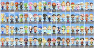 Super Smash Bros. Ultimate, l'intero roster è stato ricreato in Animal Crossing