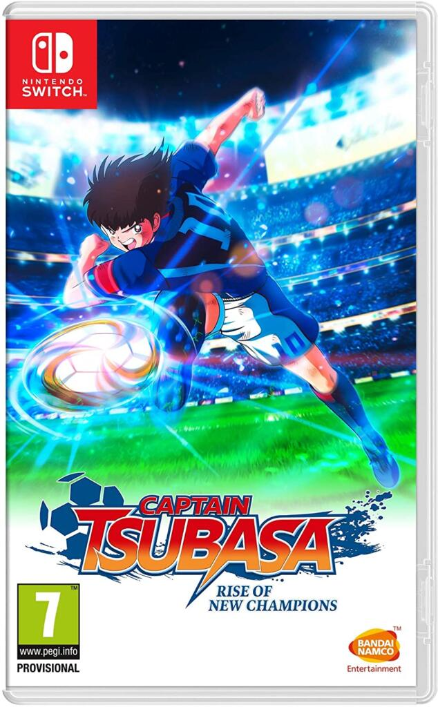 Captain Tsubasa: here is where you can do the preorder at a discounted price