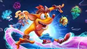 10 bellissimi gadget per i fan di Crash Bandicoot