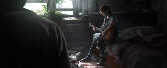 Minacce di morte per un'attrice di The Last of Us Part II