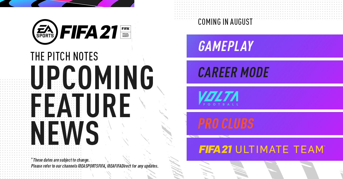 FIFA 21 for PS5 and Xbox Series X will be unveiled tonight