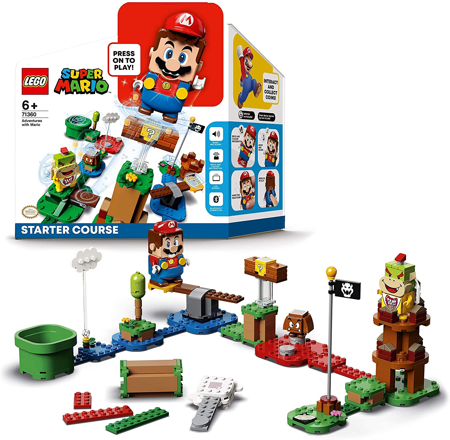 LEGO Super Mario: all products, prices and pre-order line