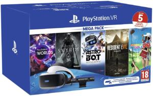 PlayStation VR Mega Pack a prezzo scontato su Amazon