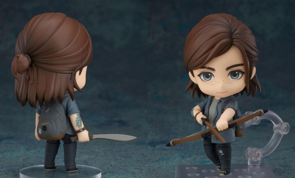 The Last of Us Part II: Ellie version Nendoroid is really crazy