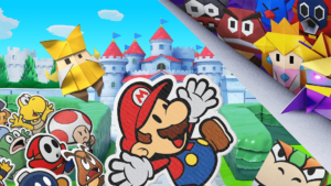 Paper mario the origami king recensione