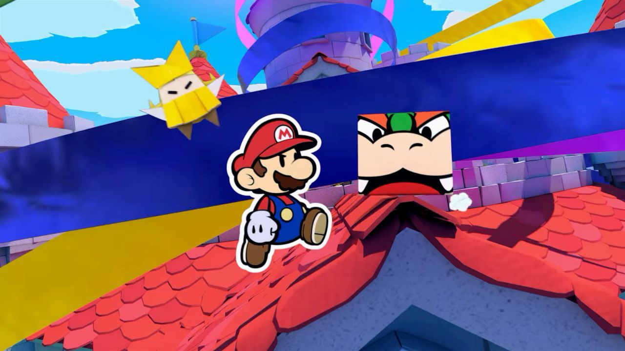 paper mario the origami king recensione screenshot