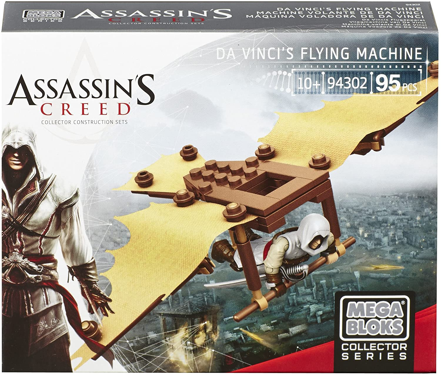 10 bellissimi gadget per i fan di Assassin's Creed
