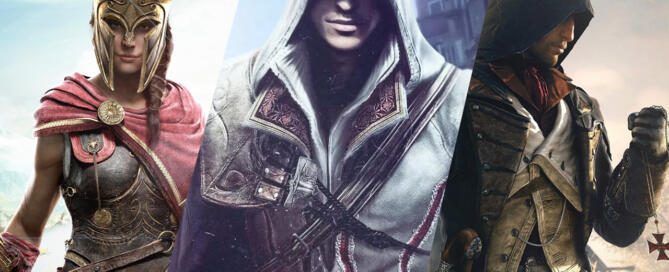 Gli Assassin's Creed da giocare in attesa di Assassin's Creed Valhalla