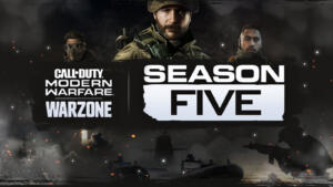 Call of Duty MW/Warzone, la Stagione 5 esplode nel primo trailer!