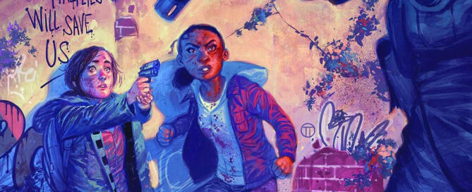 Fumetto The Last of Us |  Il Sogno Americano e le origini di Ellie