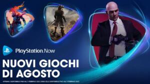 playstation now agosto 2020 hiitman 2