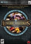 Copertina Videogioco League of Legends