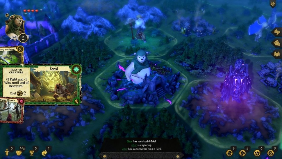 Armello - The Usurpers Hero Pack