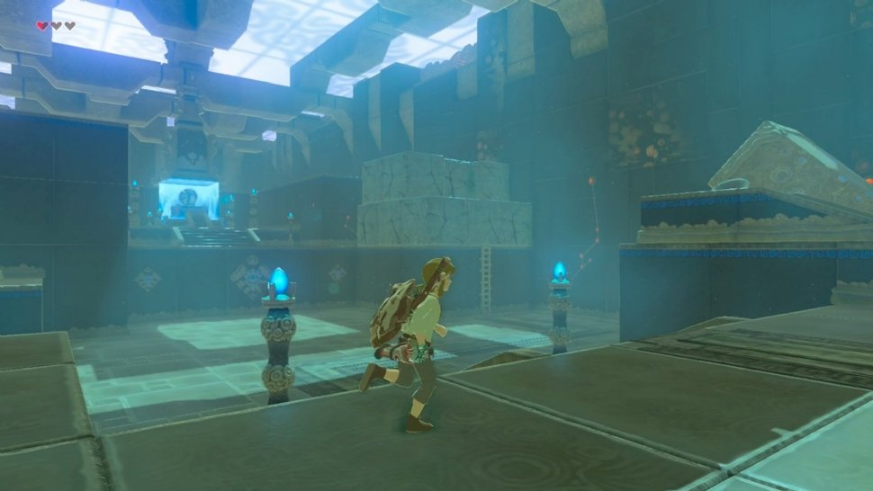 The Legend Of Zelda Breath Of The Wild Recensione Del Capolavoro Su Nintendo Switch Spaziogames