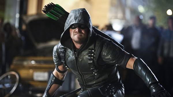 Arrow, stagione 5