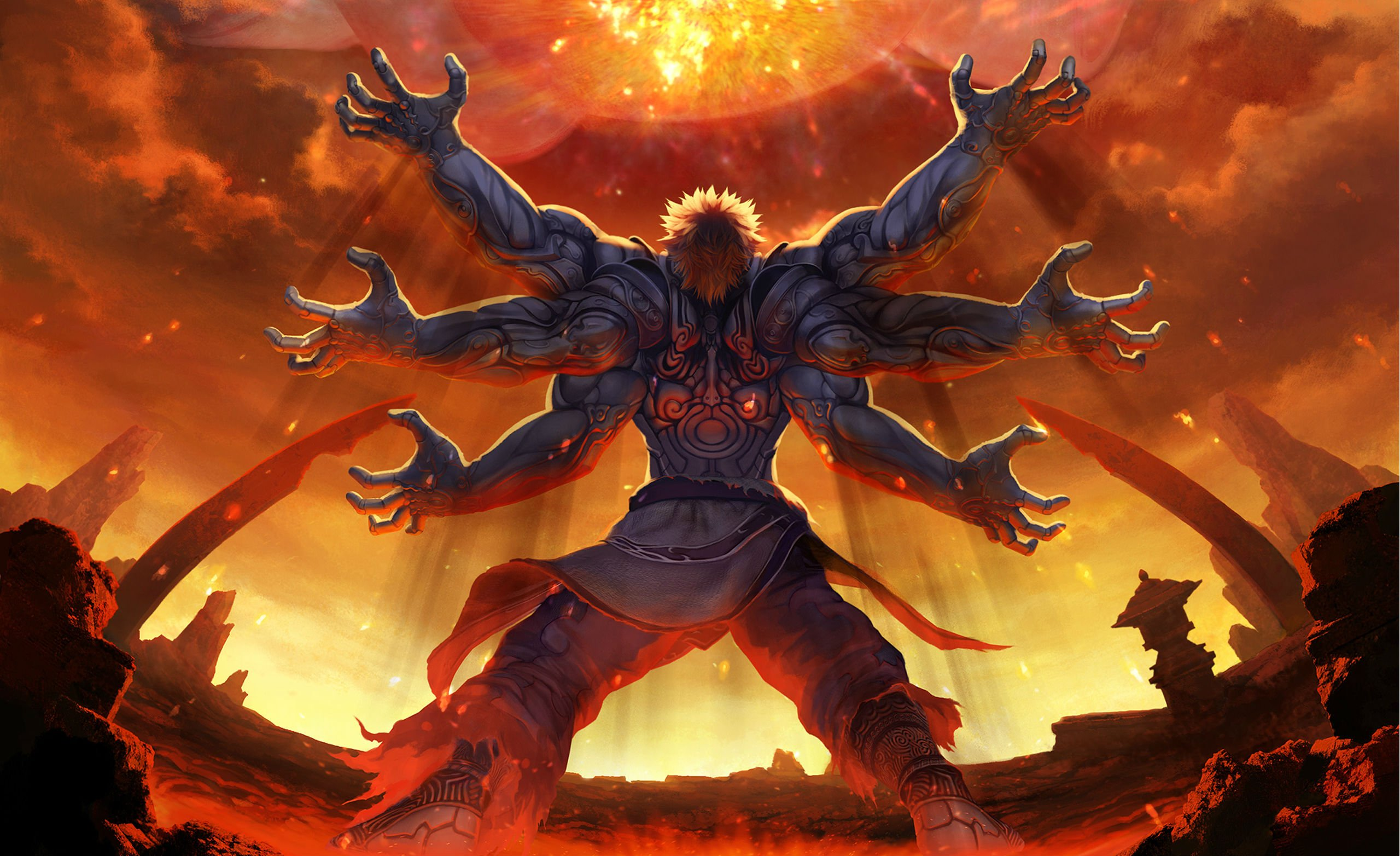 Why (not) Famous - Asura's Wrath