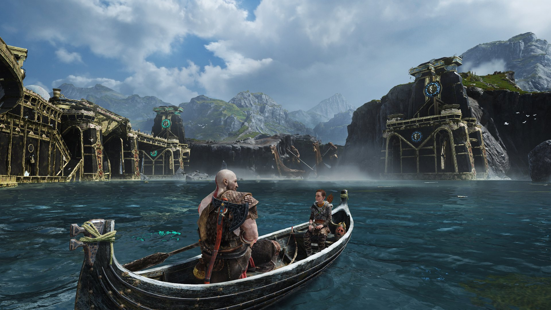 God of War Recensione 1