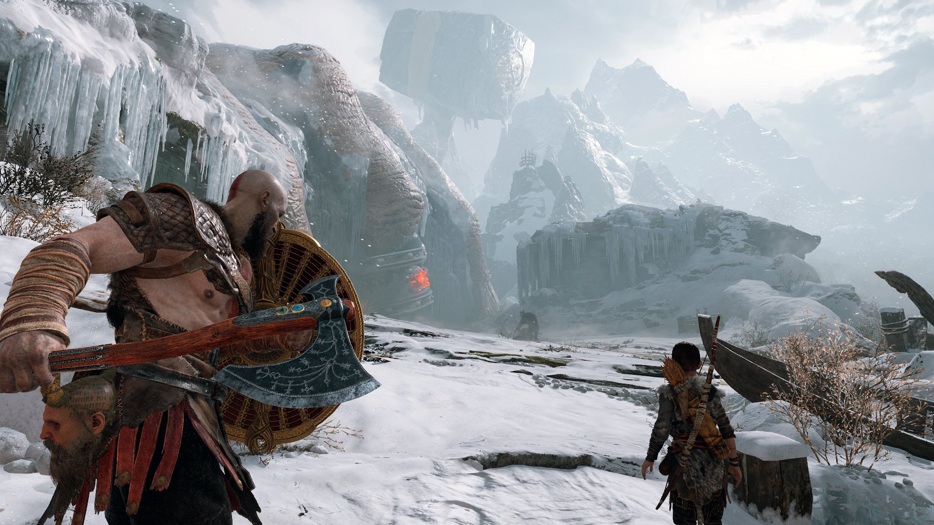 God of War Recensione 4