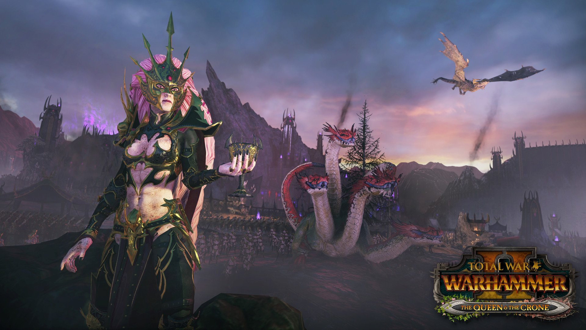 Total War: WARHAMMER II - The Queen & The Crone, recensione