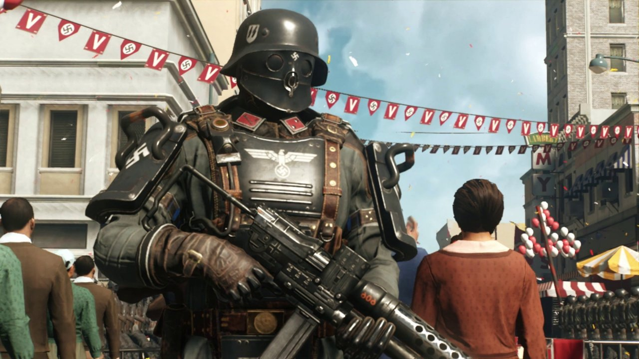 Wolfenstein II: The New Colossus, la recensione per Nintendo Switch