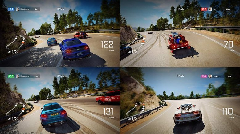 The Grand Tour Game, provato il racing game di Amazon Game Studios